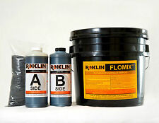 Roklin's FloMix Asphalt Repair, 3-Gal Kit, Asphalt Pothole Patch Repair