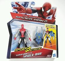 hasbro The Amazing Spider-Man 2 ARAÑA Strike Slash Gauntlet SPIDER-MAN