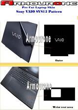 Armourone Sony VAIO SVS15 series Pre Cut Laptop Skin Protector