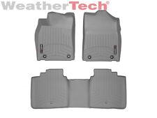 WeatherTech Floor Mat FloorLiner for Lexus ES - 2013-2017 - Grey