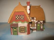"Dept 56  ""Dickens  Village""  ""Cobb Cottage"" #58246..Really Sharp.."