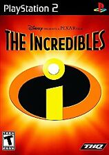 New ListingIncredibles (Sony PlayStation 2, 2004) Ps2