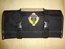 "HUDSON/HUDSON TERRAPLANE LOGO ""NEW ALL BLACK"" !!!! TOOL ROLL"