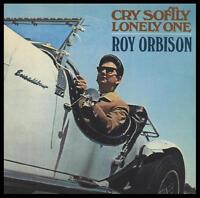ROY ORBISON - CRY SOFTLY LONELY ONE CD ~ SHE~COMMUNICATION BREAKDOWN 60's *NEW*