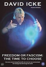David Icke - Freedom or Fascism: Time to Choose - Conspiracy Theory / Truth DVD