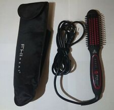 FHI Heat Stylus Dual Heating Thermal Styling 2 Sided Brush ST1001 Red & Black