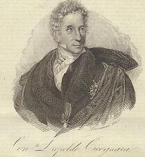 Leopoldo Cicognara 1843  rame