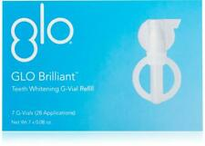 GLO Science Brilliant Teeth Whitening Device Refills, 7 Count