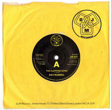 """SOUL.RAY RUSSELL.THE CLAPPING SONG / READY OR NOT (INSTR).UK ORIG 7"""" & CO/SL.EX-"""