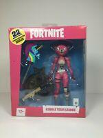 "McFarlane Toys  FORTNITE EPIC games  Cuddle Team Leader  7"" Action figure"