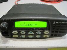 Motorola CDM1550-LS+ UHF 450-512 MHz 30W Mobile Two Way Radio AAM25SHF9DP6AN