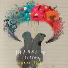 Chris Thile - Thanks for Listening - New CD - Pre Order - 8th December