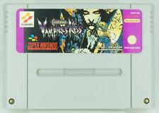 Super Nintendo * Castlevania: Vampire's Kiss * SNES Module
