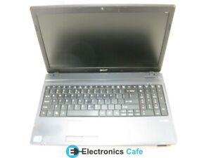 "Acer TravelMate 5742 15.6"" Laptop 2.53 GHz i5-M 460 4GB RAM (Grade B No Battery)"