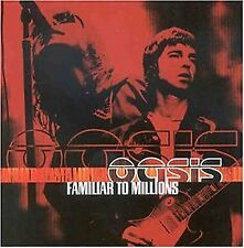 Oasis-Familiar to Millions (CD NUOVO!) 5099750113820