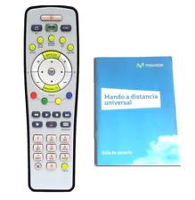 Remote Control Zyxel ARRIS ADB Decoder Movistar STB Universal TV 2 in 1 Original