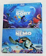 Finding Dory / Finding Nemo [Blu-ray] [Region Free]