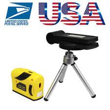 360°5m Distance Point/Line/Cross/Vertical Infrared Laser Level Measure Equipment