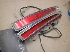 1994 1999 cadillac deville tail lights taillights w/chrome 95 96 97 98 hot rat r
