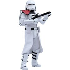 First Order Snowtrooper Officer 1 6 Hot Toys Star Wars The Force Awakens Figure