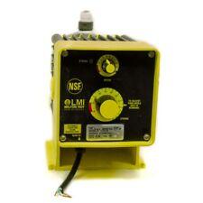 Milton Roy C141-34 Electromagnetic Dosing Pump 20.00 GPH 25 PSI