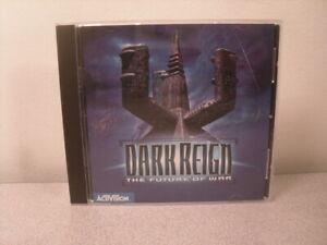 Dark Reign The Future of War PC Game CD with Case