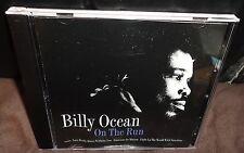 Billy Ocean - On The Run (CD, 2001)