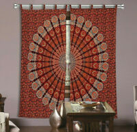 Tapestry Curtains Gift Indian Bohemian Living Room Curtains Curtains For Bedroom