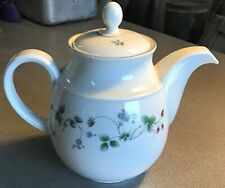 Vintage 1979 Royal Doulton Wild Cherry Teapot New Condition Lambethware Made In England