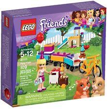 LEGO Friends - 41111 Party Train / Partyzug mit Stephanie - Neu & OVP