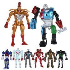 Set 8pcs Real Steel Noisy Boy Twin Cities Midas Zeus Atom Robot Action Figuren