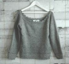 Pull Femme Suncoo Mohair Gris 40 (L/T3)