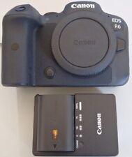Canon EOS R6 Full-Frame Mirrorless Camera with 4K Video, Full-Frame CMOS Senor,