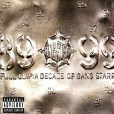 Gang Starr - Full Clip: A Decade Of Gang Starr (NEW 2CD)