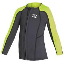 2mm Toddler's Billabong ABSOLUTE Front Zip Jacket