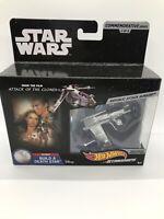 Hot Wheels Star Wars Commemorative Series Starship 2 of 9, Republic Attack.