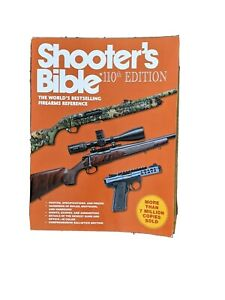 Shooters Bible 110th Edition World Bestselling Firearm Reference By Jay Cassell