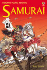 Samurai (Young Reading (Series 3)) by Louie Stowell | Hardcover Book | 978074608
