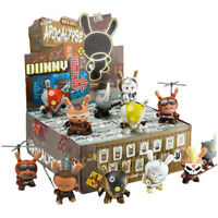 "KIDROBOT - Dunny 3"" Post Apocalypse Blind Box Vinyl Figurines Display (16ct)"