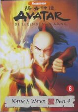 AVATAR - DE LEGENDE VAN AANG - NATIE 1: WATER, DEEL 4 - DVD