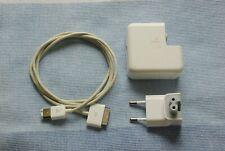Netzteil / Adapter - FireWire - Original Apple A1070 - mit 1m Kabel auf 30 Pin