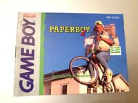 Paperboy 2 - Authentic - Nintendo Game Boy Instruction Manual Booklet Book Only