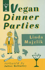 Vegan Dinner Parties by Linda Majzlik (Paperback, 1998)