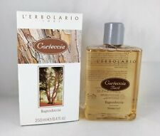 L'Erbolario Body Wash Bark 8.5oz Foam Bath Gel Man Perfume Delicate