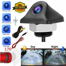 Universal Car Rear View Camera Auto Parking Reverse Backup Camera Waterproof Us Fits Mitsubishi Diamante