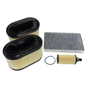 Air Filte Oil Filter Kit For Maserati Ghibli Levante Quattroporte 670001545