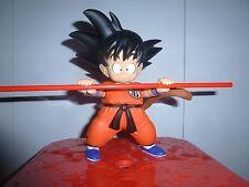 """Dragon Ball Z Kid Goku  8.3"""" Figure Soft toy Son Goku"""