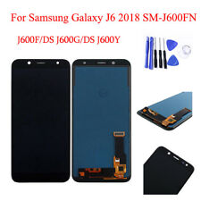 Display LCD Touch Screen Digitizer Real For Samsung Galaxy j6 2018 sm-j600fn/ds