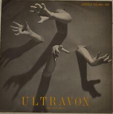 """ULTRAVOX - THE THIN MUR Unique 7"""" (H941)"""