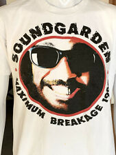 Soundgarden Louder Than Love Kim Thayil Maximum Breakage 1990 US Tour Stedman L